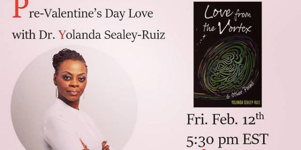 Bookclubz - Pre-Valentine's Day Love with Dr. Yolanda Sealey-Ruiz