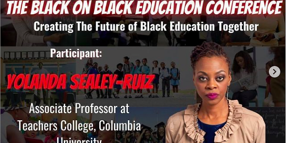Social and Emotional Leaning through the Arts Panel - Black on Black Education Conference