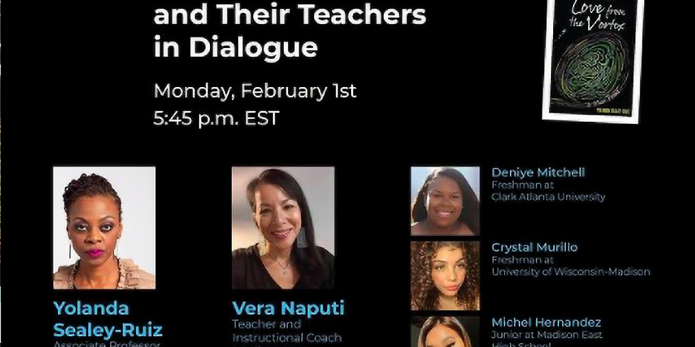 Love & Healing - A Session with Students and Their Teachers in Dialogue