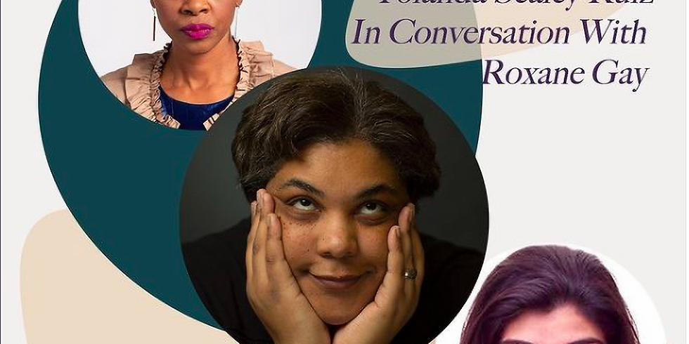 Teachers College Winter Roundtable Conference - Power, Perseverance, Persistence - Convo with Roxane Gay