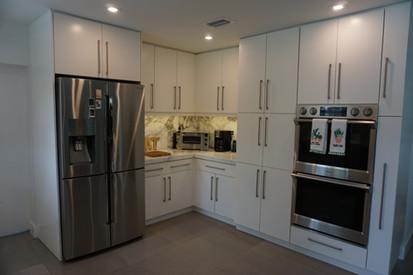 Kitchen Build Out