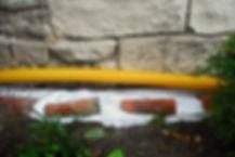 tuyau de drainage 80