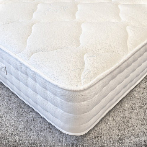"RAF 1000 Pocket Spring Mattress 4'6"" Double Size"