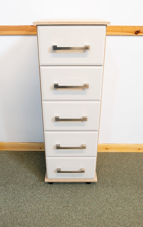 5 Drawer Chest 42 cm wide