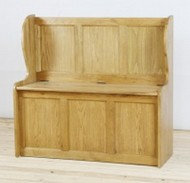 BoF Furniture - Bench Monks with Storage box