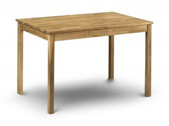 Oak Dining Table with oiled oak finish