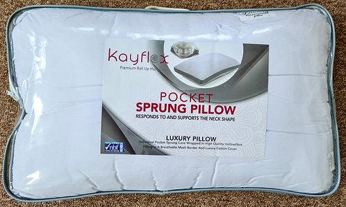 Kayflex Pocket Sprung Pillow