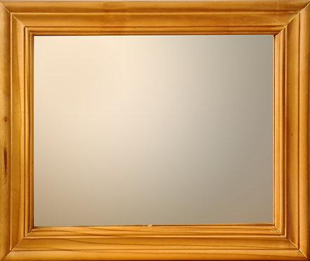 Sol Pine Mirror