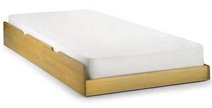 underbed with mattress
