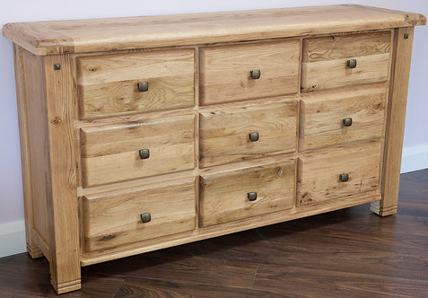 Donny 9 Drawer Wide Chest