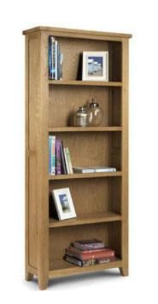 Astoria Tall Bookcase