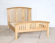 BoF Furniture - Bed Arched Slatted