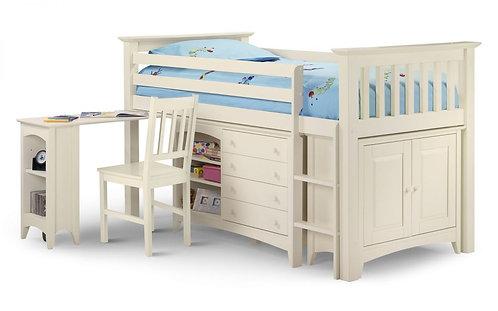 Cameo Stone White Sleepstation Right Ladder