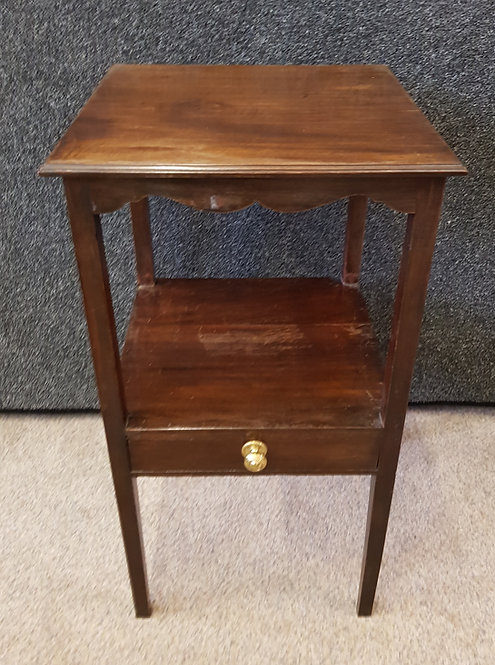 Vintage Bedside Table