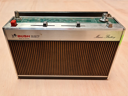 Retro New Bush Radio