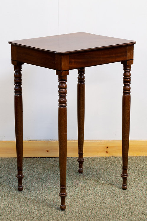 Antique Side/Lamp Table