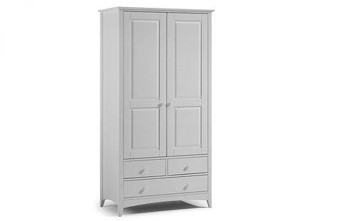 Cameo Dove Grey Combination Wardrobe