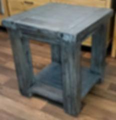 Buckingham Lamp Table