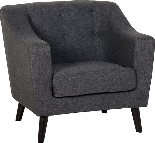 Charcoal Grey Chair