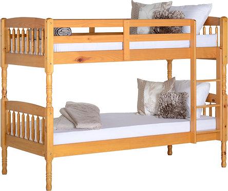 Pine Wood bunks