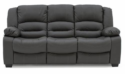 Barletto Grey 3 Seater Sofa
