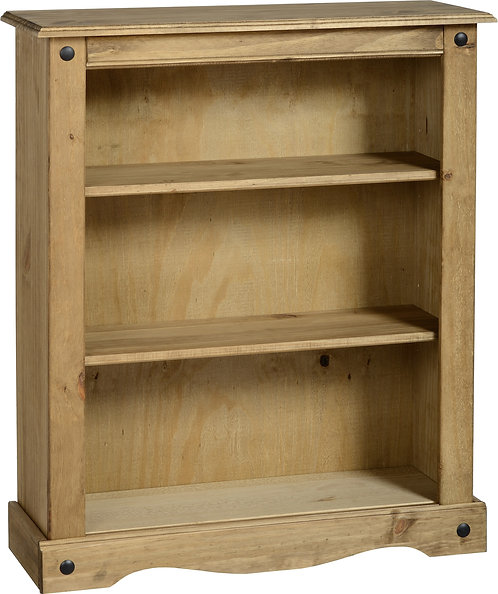 Corona 2 Shelf Bookcase