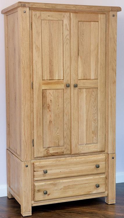 Donny 2 Door Wardrobe
