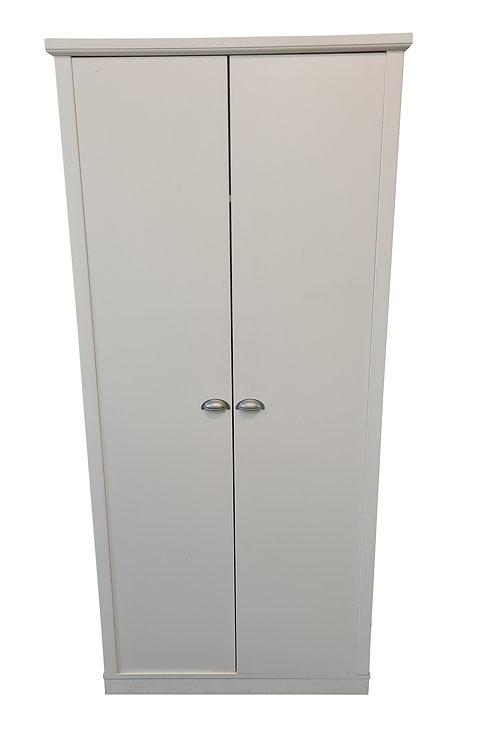 Cream 2 Door Wardrobe