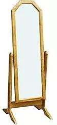 Sol Pine Cheval Mirror