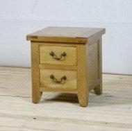 BoF Furniture - Lamp Table 2 Drawer
