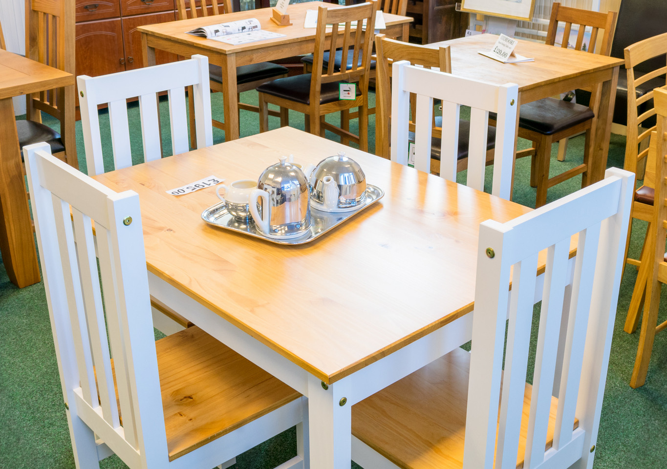 Tables | Bremners of Foggie