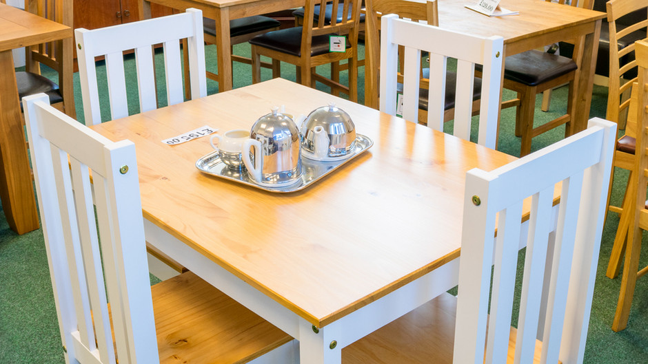Tables   Bremners of Foggie