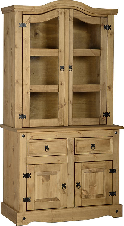 Corona Buffet Hutch 3'