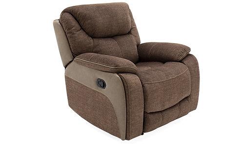 Santiago Recliner Brown Chair