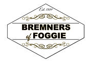 bremners of foggie logo with decorative elements