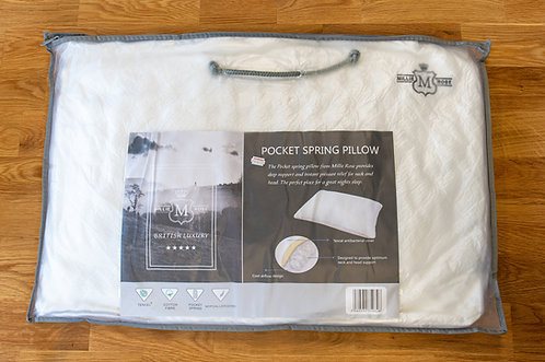 MR Pocket Spring Pillow