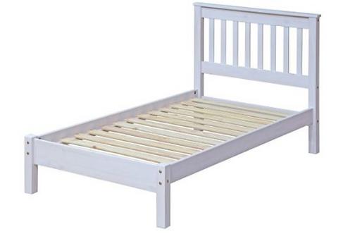 Corona White 3' Bed Frame