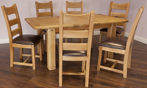 Donny Extending Table and Chairs