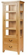 BoF Furniture - Display Cabinet 2 Drawer 1 Door