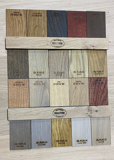 Oak Colour Sample Pack