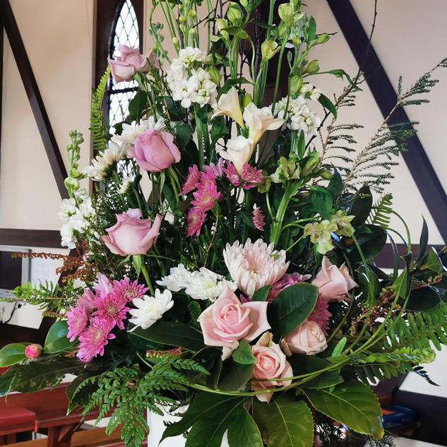 funeral-flowers-in-pinks-by-flowerlove.j