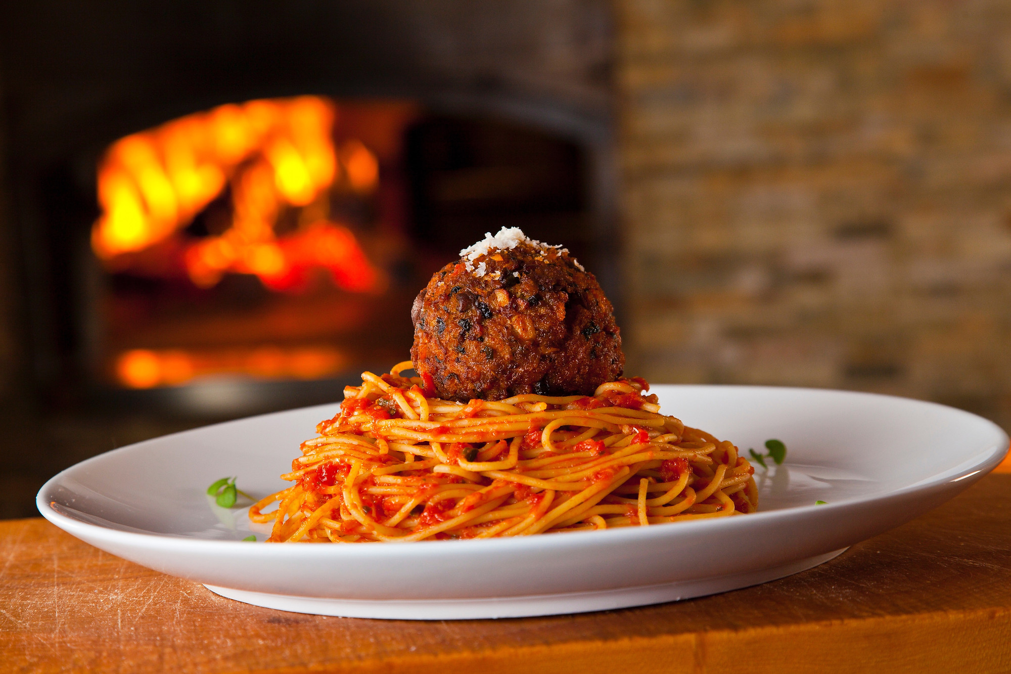 Top Pasta Places Often Outshine Seafood
