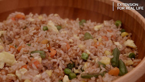 Food Factor: Fried Rice Makeover