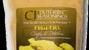 CJ's Southern Seasonings - The Secret's In the Bag