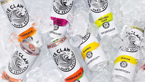 White Claw, Other Hard Seltzers Are All the Rage