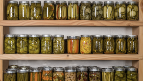 How to Preserve Foods At Home Safely