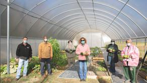 Community Garden Provides Food, Teaches Skills