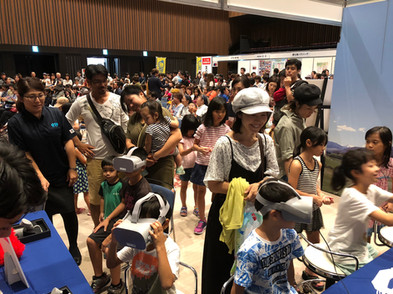 OTSレンタカー VR体験 イベント企画