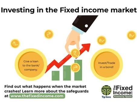The Debt Market & what happens when markets crash?