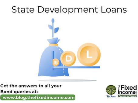 State Development Loans (SDLs)